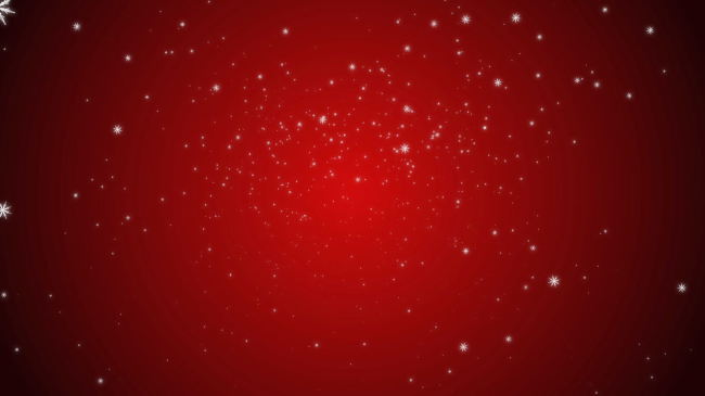 动态视频素材 > 经典红色绚丽背景