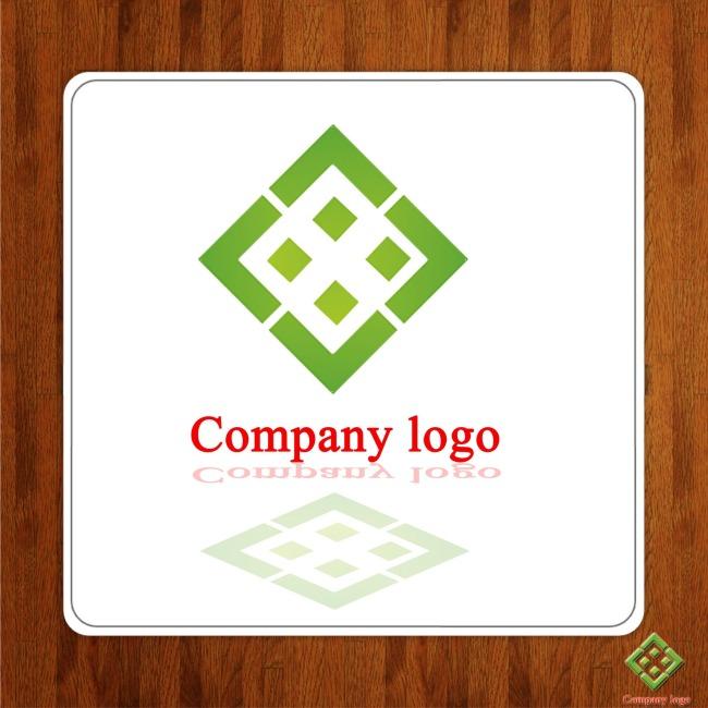 商业logo 企业logo 公司logo 品牌标志 标志设计 服装 方正 四方 方块