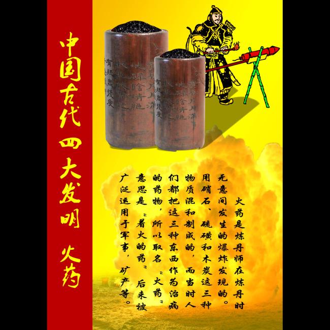 【PSD】中国古代四大发明之火药_图片编号:wli10647752_其他模板_其它模板_原创图片下载_智图网_www.zhituad.com