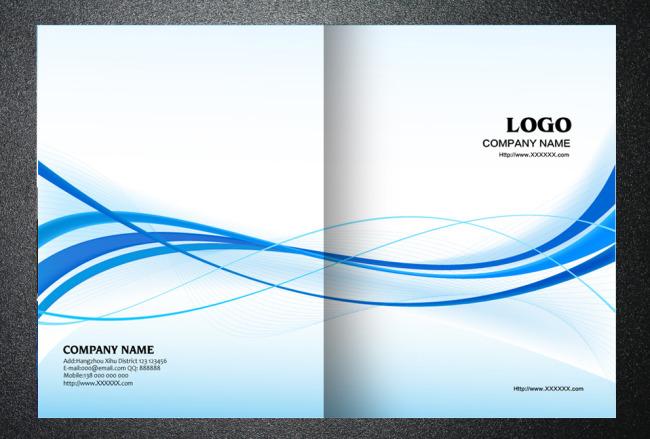 主页 原创专区 画册设计|版式|菜谱模板 企业画册(封面) > 动感线条