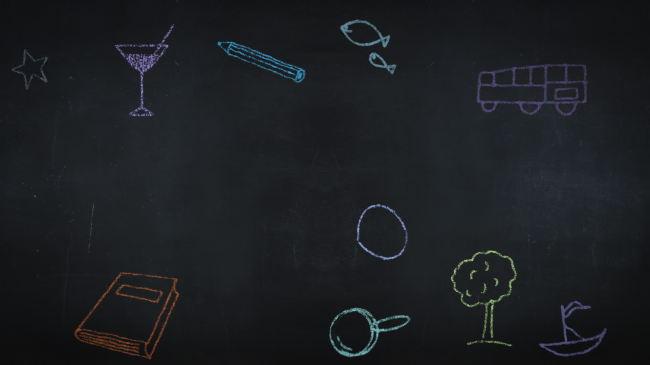 > 儿童粉笔涂鸦视频素材 关键词: 儿童 粉笔 涂鸦 海报 画画 背景图片