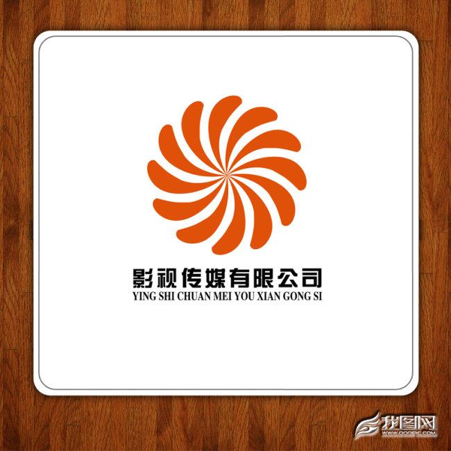 logo标志 logo素材 logo矢量 logo矢量图 影视logo 说明:logo影视传媒