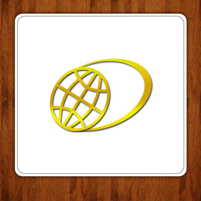 【psd】环球 logo设计