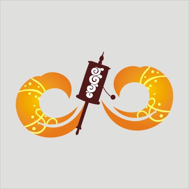 【cdr】茶艺 餐饮 藏式 logo图片