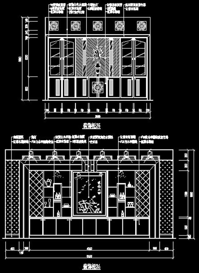 关键词:客厅装饰柜CAD图 施工文字说明 装饰柜图纸 CAD设计 实木书柜 平面图 家居设计 装饰柜 展示柜 柜子 书柜 衣柜 立面图 平面图 柜门 装饰柜生产图 说明:客厅装饰柜CAD图