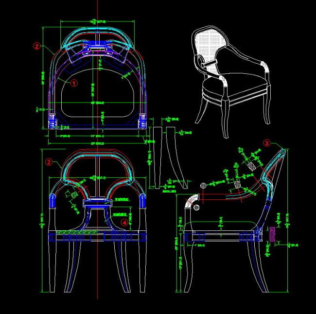 家具设计图纸 欧式家具 欧式家具cad 欧式家具设计 沙发 椅子 说明图片