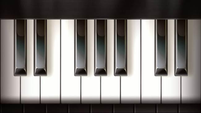 【mov】钢琴键盘动态视频素材