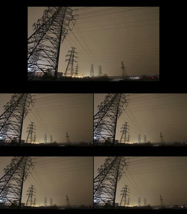 关键词: 国家 电力 工业 铁塔 电线 塔 电网 传输 高压电 高压线