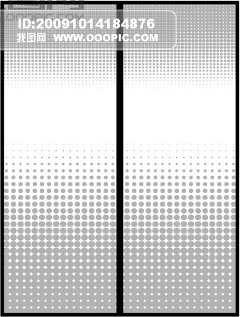 > 渐变图案移门  关键词: 花 花纹 日韩风格 移门 背景 移门图片 矢量