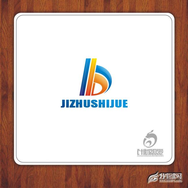 【cdr】bd logo标志