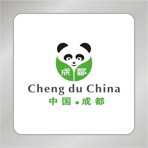 【cdr】熊猫logo图片
