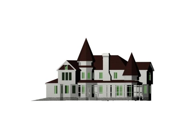 房子3d模型 模型 建筑 建筑物 建筑背景 建筑家居 欧式建筑 说明:房子