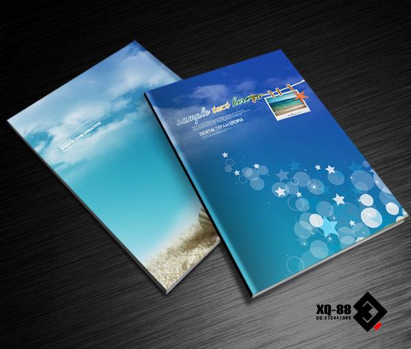 产品画册(封面) > 旅游画册  关键词: 封面设计 画册封面 封皮 画册