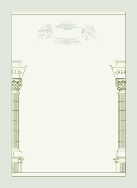 【psd】高雅房地产海报背景