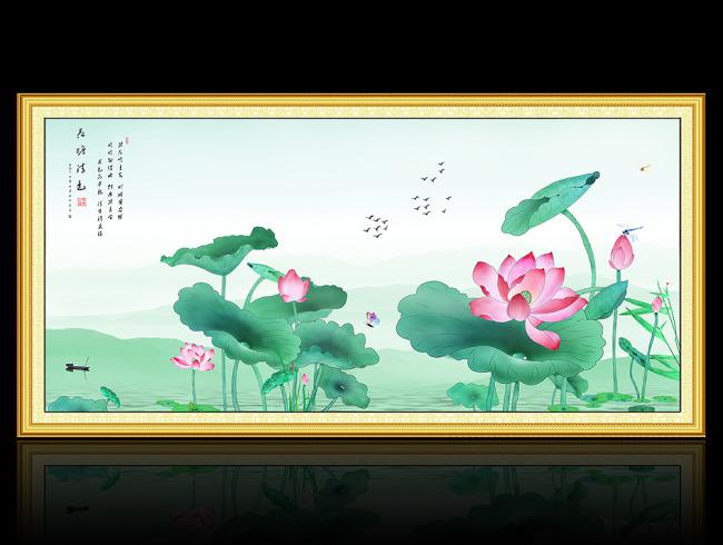 莲花河社区地图