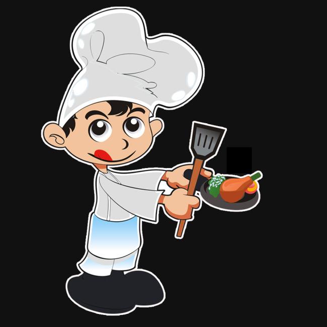 【cdr】可爱厨师卡通_图片编号:wli10913218_卡通形象