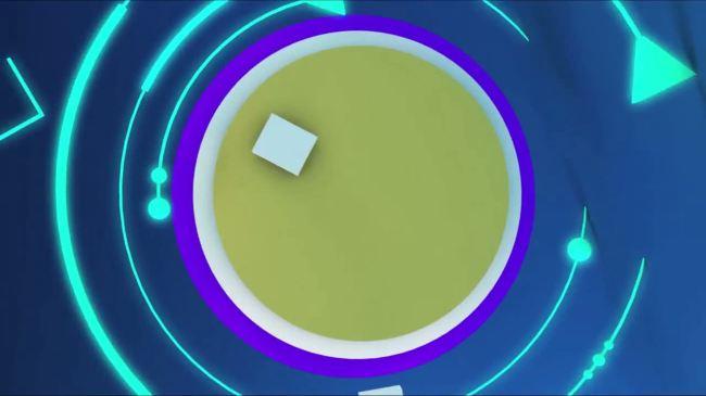 【mov】经典三秒倒计时视频素材