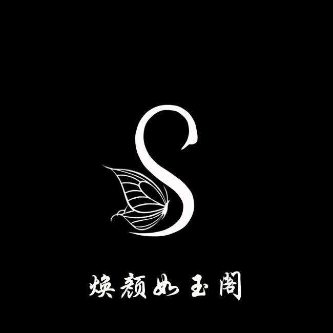 班级手绘logo设计图图片