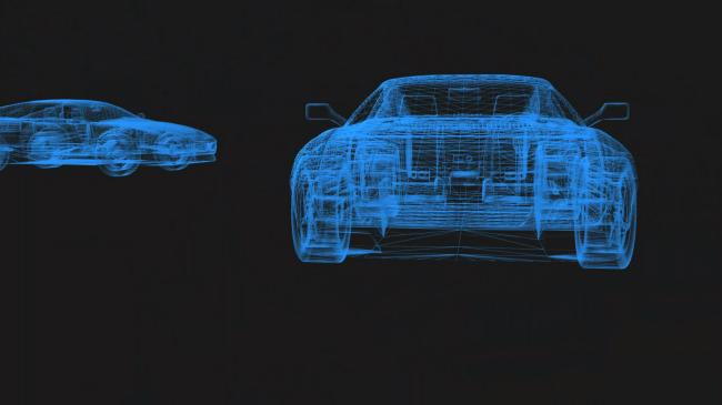 透视 透明 高清 视频 动态 素材 背景 销售 服务 4s店 立体 三维 3d