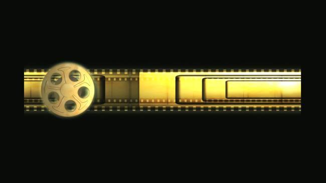 【mov】电影影片胶卷高清大屏幕背景视频素材