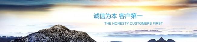 【psd】山脉大气企业文化网站banner设计图片