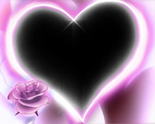 【mov】爱心玫瑰遮罩素材