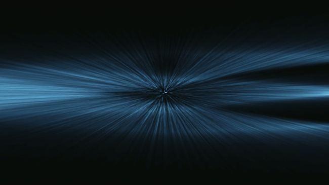 【mov】蓝色发散光线高清大屏幕背景视频素材
