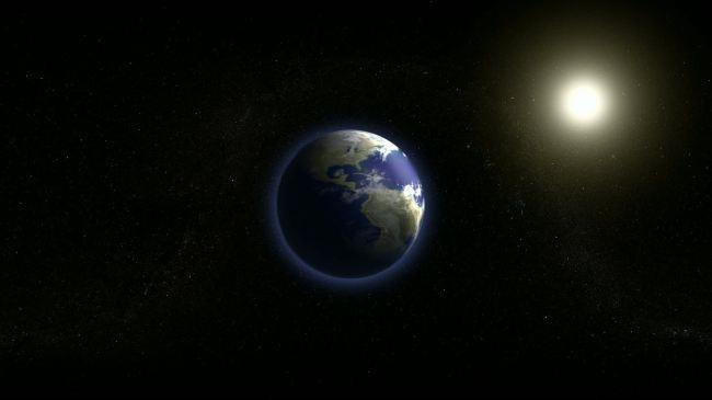 【mov】动态地球太阳星空高清视频背景素材