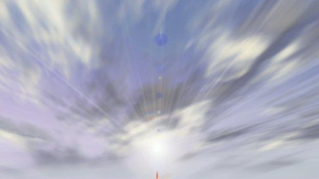 云彩 飘动 梦幻 朦胧 高清 视频 动态 素材 背景 3d 立体 led 大屏幕