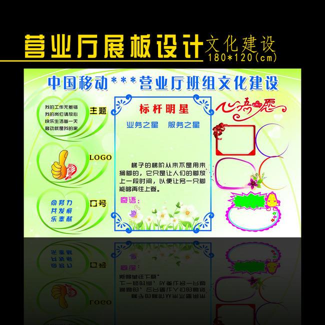 主页 原创专区 展板设计模板|x展架 企业展板设计 > 班组文化展板设计