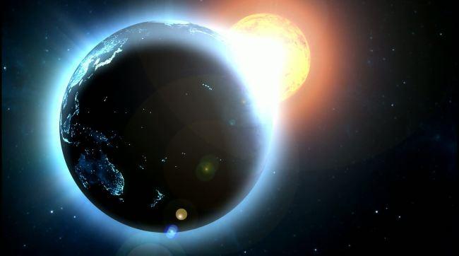 主页 原创专区 视频素材|片头片尾 动态视频素材 > 宇宙中旋转的地球