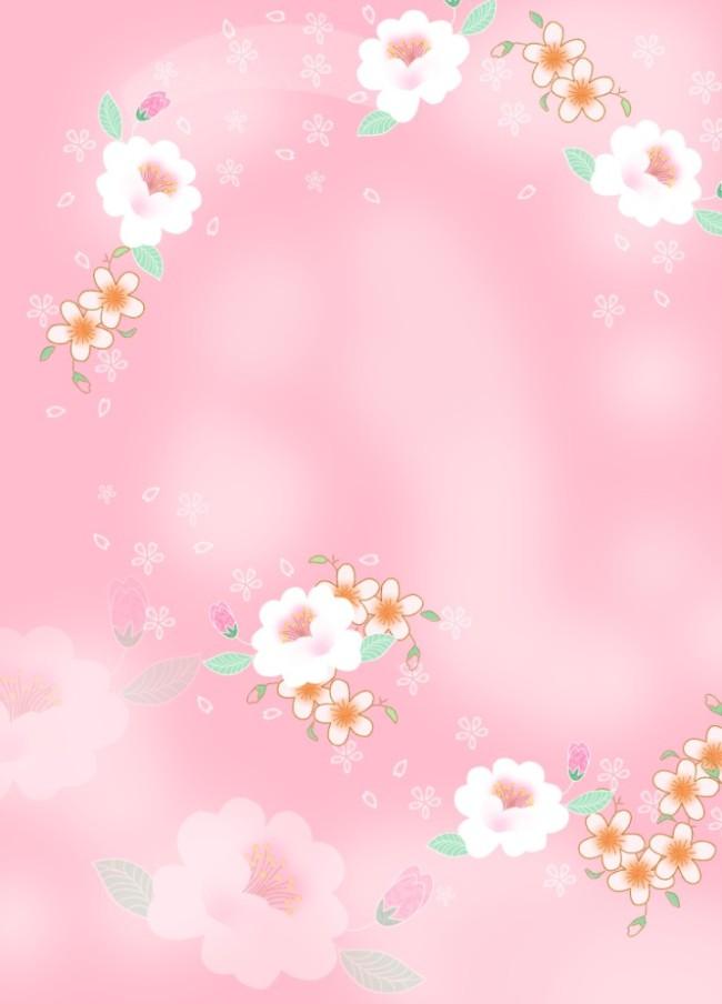 爱心花纹墙纸 说明:粉红色的背景墙纸 分享到:qq空间新浪微博腾讯微博
