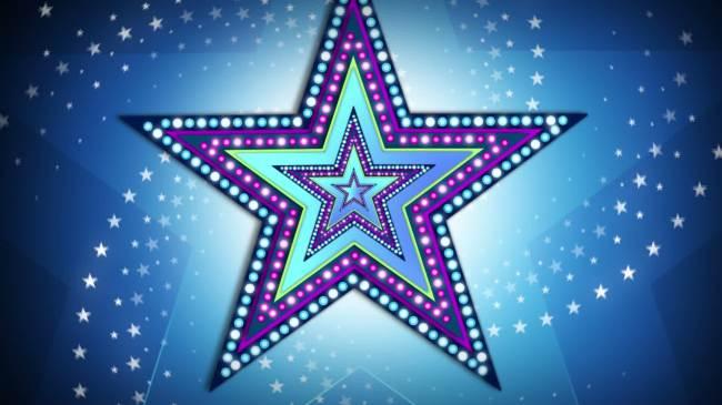 【mov】led星星类舞台背景五角星大屏幕led