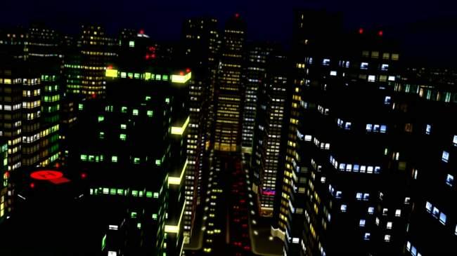 主页 原创专区 视频素材|片头片尾 动态视频素材 > 动画城市道路夜景