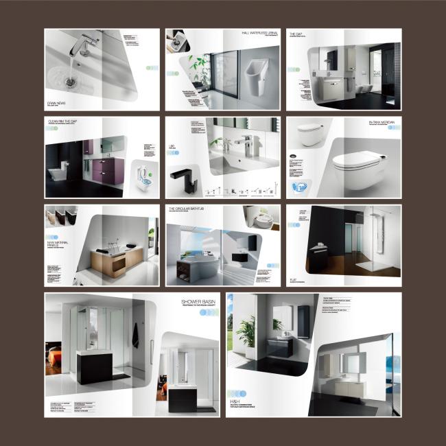 > 家装设计卫浴画册  关键词: 石材工程 洗手盆 厨房 家居 室内设计图片