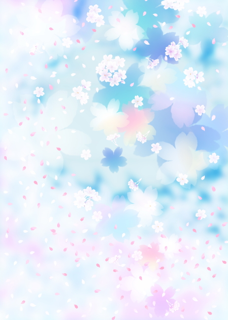 【jpg】淡雅色彩花纹背景底图