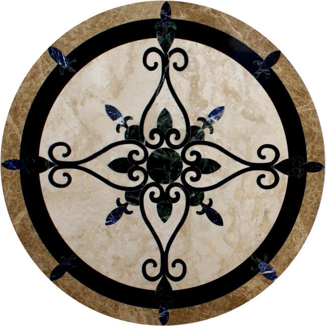 拼花花纹 石材拼图 欧式图案 地毯图案 大理石拼花 说明:拼花 贴图