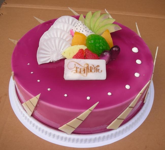其他模板 > 漂亮紫色蛋糕图片  关键词: 漂亮花卉蛋糕 欧式蛋糕 生日