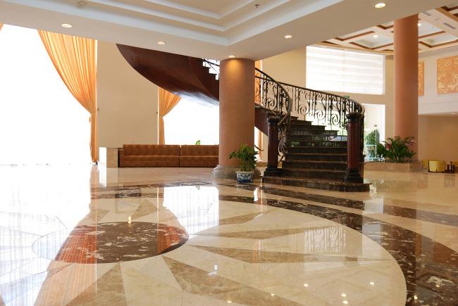 豪华别墅地板美式别墅地板图片10