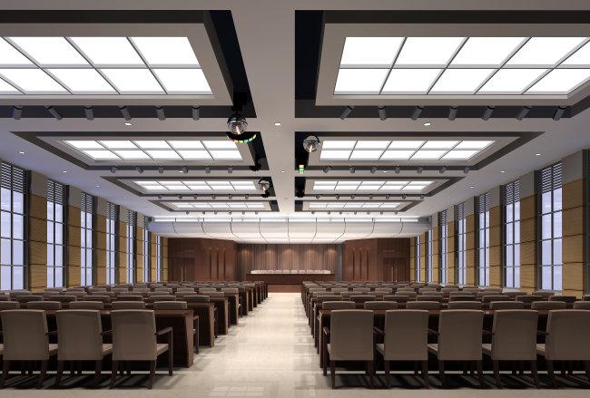 关键词:大厅效果图 室内大厅 室内效果图 室内装饰 室内设计素材 高清室内设计图 多人会议室 会议室设计 多功能厅设计 说明:装修设计会议室设计效果图