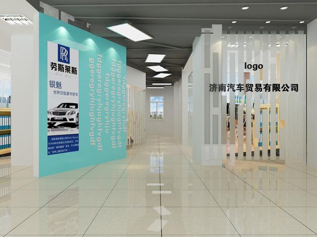 展览设计 办公室模型 汽车形象墙 说明:公司企业文化墙形象墙模型模板