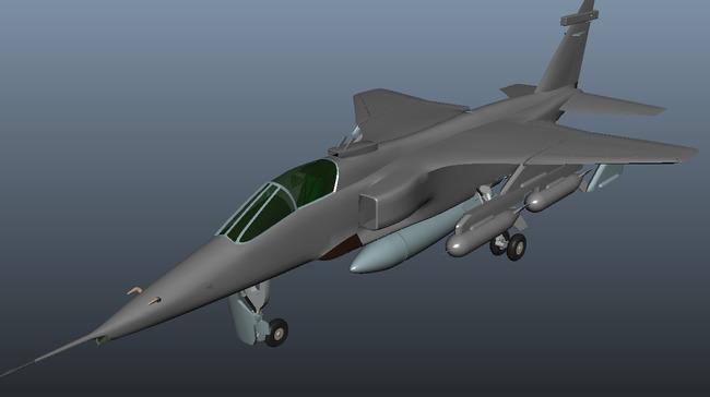 > 战斗机三维模型  关键词: 飞机模型 战斗机模型 飞机三维模型 战斗