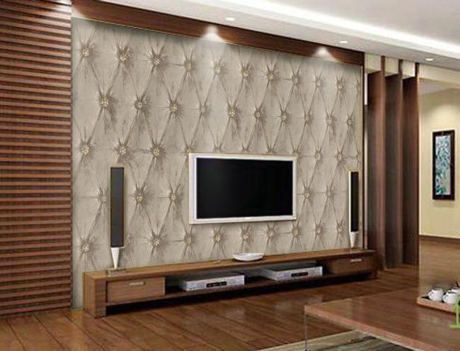 简约木质电视背景墙 欧式背景墙 电视背景墙 背景墙 电视墙 欧式壁纸