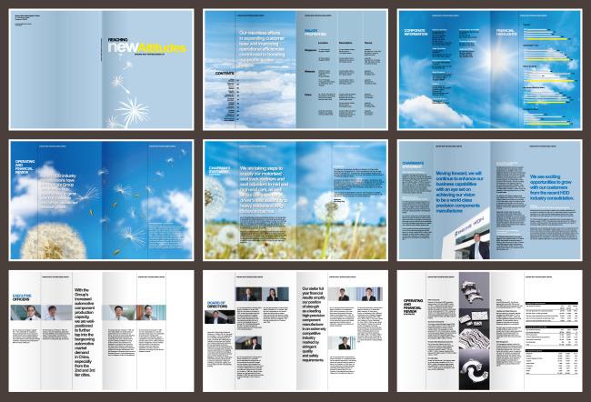 宣传手册 形象页 画册图片 国外画册 平面设计 企业文化 目录 名片