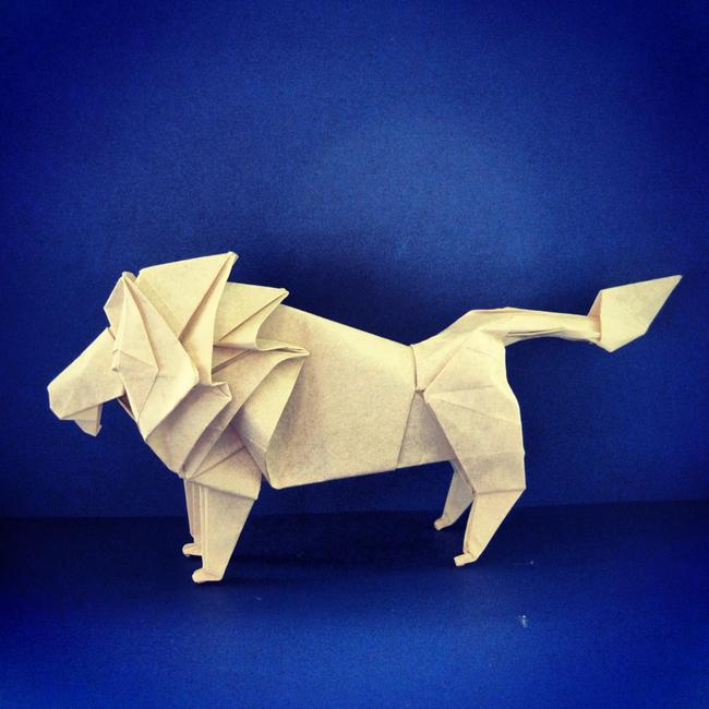 关键词: 手工折纸 折纸艺术 小手工 折纸动物 美术手工 美工 折纸