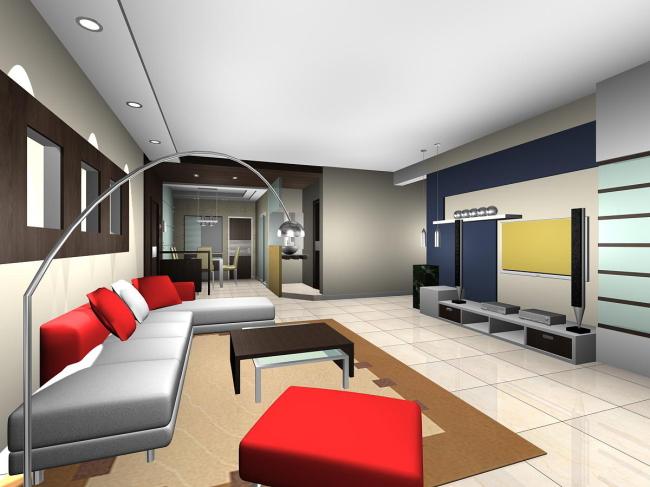 效果图 室内装饰 别墅 装饰设计 家居设计 地毯 天花 墙面 3d效果图
