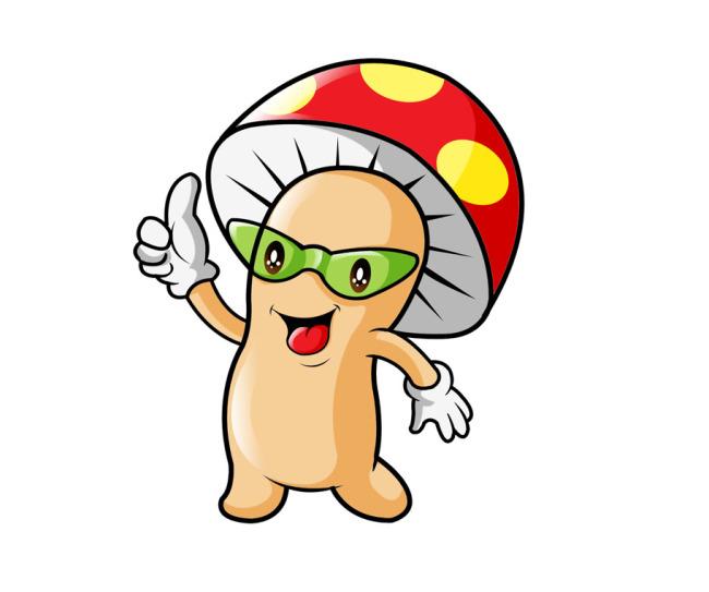 > 蘑菇卡通形象psd分层源文件下载  关键词: 可爱蘑菇头 蘑菇卡通形象